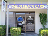 Saddleback Cars Mission Viejo, CA 92691